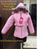 girls jacket art no008