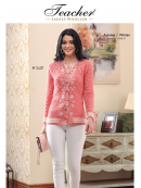 Online V-Neck Cardigan for Ladies