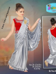 Party Wear Saree for Kids
