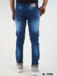 Online Branded Rainbow strip Polo Fit Jeans