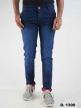 Branded Knitted red polo fit Jeans