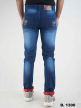 Branded Red string polo fit Jeans