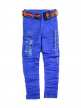 Crackle washed jeans for boys