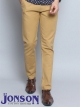 Double cloth cotton trouser