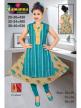 Girls Leaves Printed Kurti Wholesale