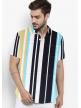 Lining Shirt For Men's (Blue)
