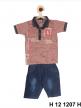Boys baba suit (H 12 1207 HALF)