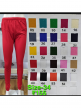 Branded Girls Plain Online Leggings