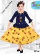 Branded girls dresses in wholesale