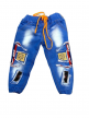 Kids denim wholesale joggers jeans