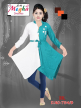 Wholesale Branded Women Two Tone Kurti