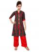 Girls Rayon Short Kurti for Wholesale