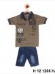 Boy baba suit (H 12 1208 HALF)