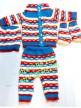 Wholesale Kids Branded Printed Wollen Suits