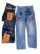 Girls Denim Jeans with Key Ring