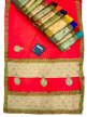 Manufacturer Silk Sarees with Embroidered