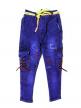 Front design jeans for boys