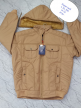 BRANDED men jacket SUPER TWILL manufacture