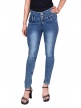 Womens Skinny Fit Jeans
