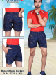Online Branded Printed Shorts for Gents