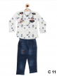 Boy Baba suit two piece ( c 11 613 )