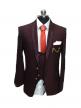 Mens suit 3pcs Blazer suit brand