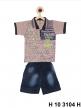 Boy babasuit infantwear