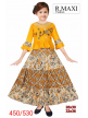 Embroidery Kids Croptop for Wholesale