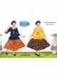 Wholesale Casual Reyon Dresses For Girls
