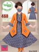 Buy Girls Designer Printed Kurti Set