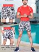 Online Branded Gents Printed Shorts