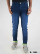 Branded Green Pattern polo fit Jeans