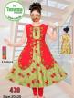 Buy Girls Branded Designer Printed Kurti Set