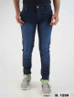 Branded Knitting Green Strip polo fit Jeans