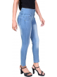 Wholesale High-Rise Jeans with Buttons
