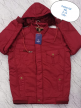JACKET FOR GENTS IN WINTER WEAR WITH HOODY