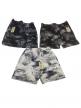 Branded  men shorts allover printed