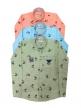 Boys Printed Full Sleeves Shirt