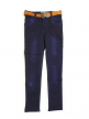 Front damage jeans for boys