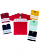 Men Steelers Half Sleeves T-Shirts
