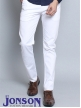 Branded Formal Twill Fabric Trouser