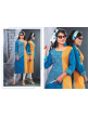 Party Wear Kurtis print block ananya
