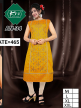Online Embroidery Kurti for Ladies