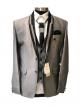 Party Wear 5 Pcs Mens Wholesale Suits