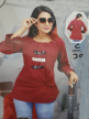 Branded Women Long Tops with Full Sleeve