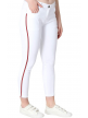 Ladies Denim Side Patti Jeans for Wholesale