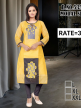 Embroidery Kurti for Ladies